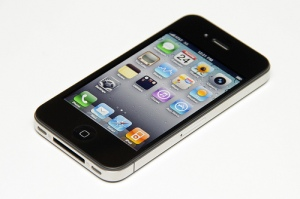 picture shows an iPhone - While smartphones are a popular platform for games, the mobile devices increasingly become mobile devices to monitor health.